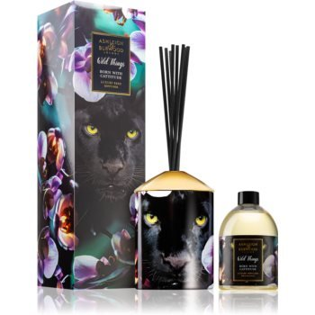 Ashleigh & Burwood London Wild Things Born With Cattitude aroma difuzor cu rezervã
